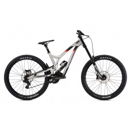 Mountain Bike COMMENCAL SUPREME DH V4.2 RACE RS BRUSHED RED 2018