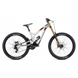 Mountain Bike COMMENCAL SUPREME DH V4.2 RACE FOX BRUSHED 2018