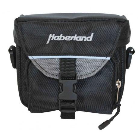 Bolso marco pequeñas Haberland; negra 24x23x5cm 2 LTR