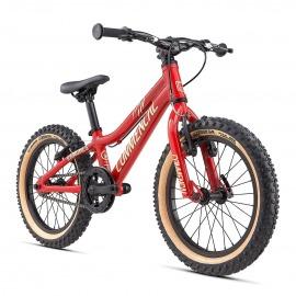 Bicicleta para niños COMMENCAL RAMONES 16 BURGUNDY 2019