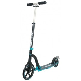 "City Scooter Hudora Bold Cushion Alu 9"" 230 Bold turquesa/negro 230/180mm"