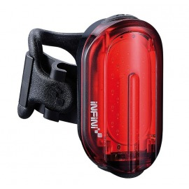 Saftey light Infini I-210R Olley LEDs rojas, negro