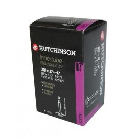 """Cámara Hutchinson Standard 26"""" 26x1.70-2.35"""" válvula francesa 48mm"""