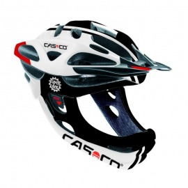 Casco mtb/Enduro CASCO Viper MX Blanco-negro