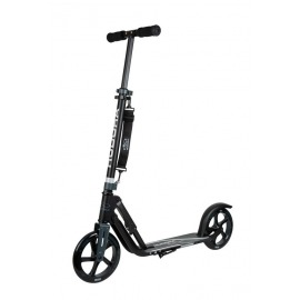 "City Scooter Big Wheel Hudora Alu 8"" 205 negro 205mm"