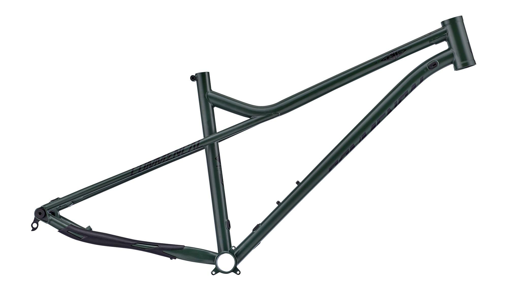 Cuadro de Mountain Bike COMMENCAL META HT AM CrMo 650B GREEN 2018 ...