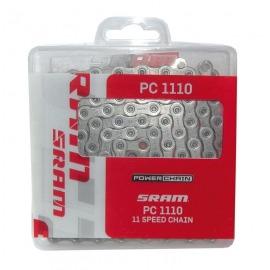 Cadena Sram PC-1110 SolidPin 114 eslabones 11-v. con Power-Lock