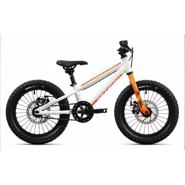Bicicleta para niños COMMENCAL RAMONES 16 NARANJA 2020
