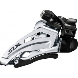 Desviador Shimano Deore SLX Side Swing FD-M702011LX6,Front Pull,66-69° Low-Cl.