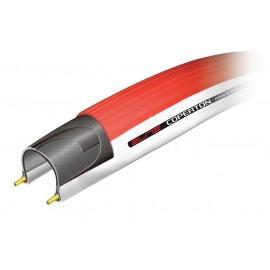 Cubierta Elite Coperton Hometrainer 700 x 25C 25-622, rojo