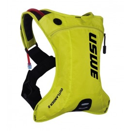 hydration backpack USWE Outlander 2 yellow