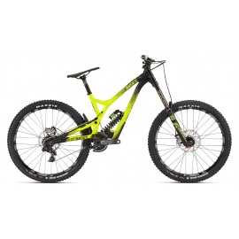 Mountain Bike COMMENCAL SUPREME DH V4 WORLD CUP 650B YELLOW 2016
