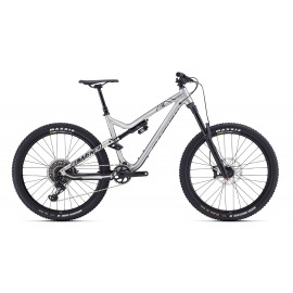Mountain Bike COMMENCAL META AM V4.2 RACE EAGLE 650B BRUSHED 2017