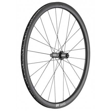 RT DT Swiss PRC 1100 Dicut 35 MC Carbon, MC, 130/5mm QR, Shimano