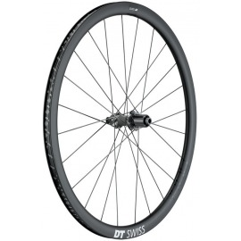 "RD DT Swiss PRC 1400 Spline DB 35 28""/18 carbono, Center Lock, 142/12mm TA"