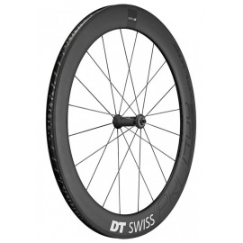 "RD DT Swiss PRC 1400 Spline 65, 28""/18mm carbono, 100/5mm QR"