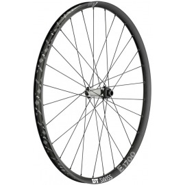 "RD DT Swiss E 1700 Spline 29""/30mm alu. negro,Center Lock,110/15mm TA Boost"