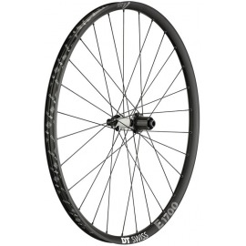 "RT DT Swiss E 1700 Spline 29""/30mm alu. negro,Center Lock,148/12mm TA Boost"