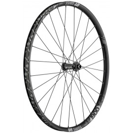"RD DT Swiss E 1900 Spline DB 29""/30mm alu,negro,Center Lock, 100/15mm TA"