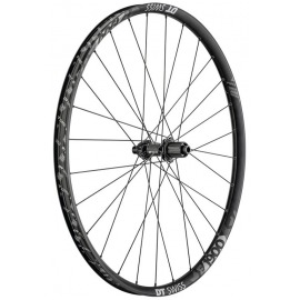 "RT DT Swiss E 1900 Spline DB 29""/30mm alu,negro,Center Lock, 142/12mm TA,Shim."