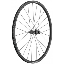 "RT DT Swiss CRC1400 Spline 24DB 28""/22,5 carbono, Center Lock 142/12 mm TA, Shim."