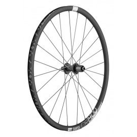 RT DT Swiss CR 1400 Dicut DB 25 Alu, graphite, CL,142/12mm TA, Shimano