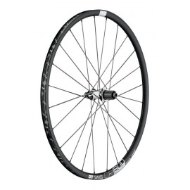 RT DT Swiss CR 1600 Spline DB 23 Alu, negro, CL,142/12mm TA, Shimano