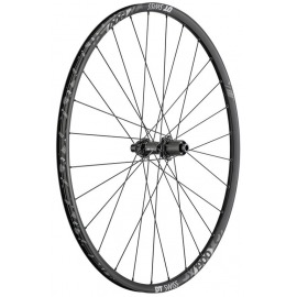 "RT DT Swiss X1900 Spline DB 29""/22,5mm alu,negro,Center Lock, 142/12mm TA,Shim."