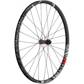 "RD DT Swiss EX1501 Spline One 29""/30mm alu. negro,Center Lock,110/15mm TA Boost"