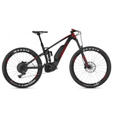 Bicicleta Electrica Ghost HybRide SL AMR SX7.7+ LC U 2018 titanium gray / riot red / star white