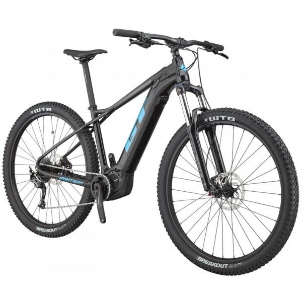 "Bicicleta Electrica GT 20 EPANTERA CURRENT 29"" NEGRO"