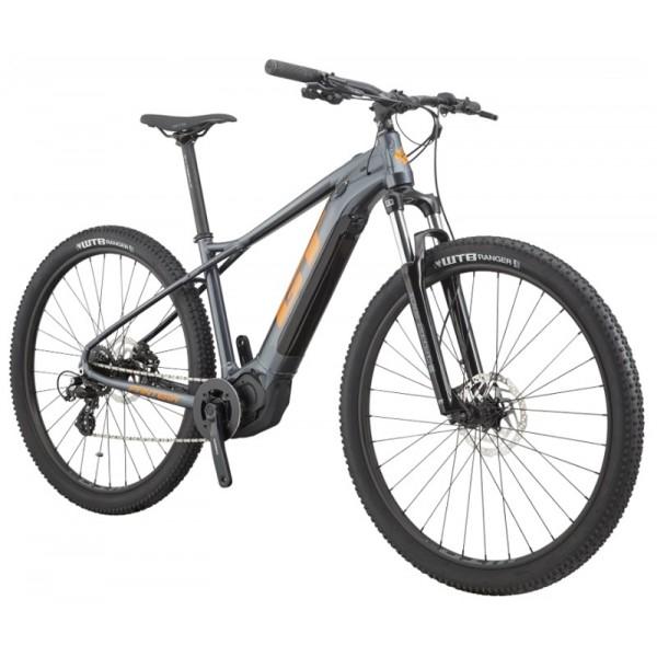 """Bicicleta Electrica GT 20 EPANTERA DASH 29"""" GRIS"""