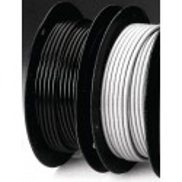 Funda para cable Bowden negro, Ø 5mm x 2,5mm, por metro