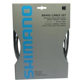 Set cable de frenos Shimano Cable y fundas para RD y RT