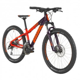 "BICICLETA INFANTIL STEVENS 20 TEAM RC 24"" FIRE ORANGE"