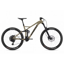 "Bicicleta MTB doble suspension Ghost 27 5"" Framr 4.7 AL U 2020"