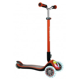 scooter Globber Elite Prime kupfer w. light wheels a. light board