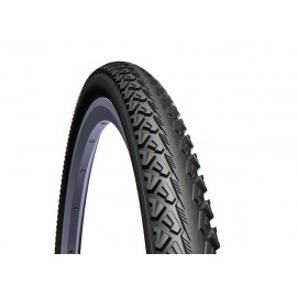"""Cubierta Mitas Shield V 81 Classic 22 26x1.75"""" 47-559 negro, clever face"""