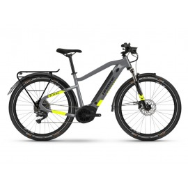 Bicicleta Electrica Haibike Trekking 6 i500Wh Unisex 10-G Deore cool grey/red 2021