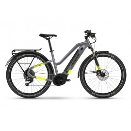 Bicicleta Electrica Haibike Trekking 6 i500Wh Trapez 10-G Deore cool grey/red 2021