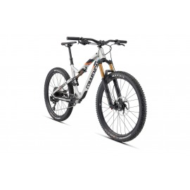 Mountain Bike COMMENCAL META TRAIL V4.2 RACE 650B BRUSHED/ BLACK/ORANGE 2018