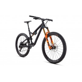 Mountain Bike COMMENCAL META AM V4.2 WORLD CUP 650B FOX BLACK ANODIZED 2018