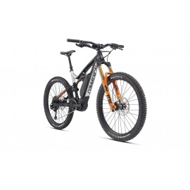 Mountain Bike Eléctrica COMMENCAL META POWER RACE 650B+ FOX GREY/BLACK/ORANGE 2018