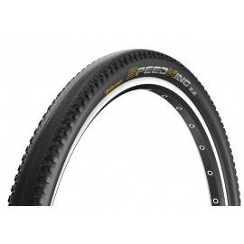 "Cubierta Conti Speed King II Race Sp.ple 29x2.20"" 55-622 negro/negro Skin"