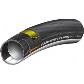 "Tubular Conti Competition 28""x25mm (27x1"") negro/negro Skin"