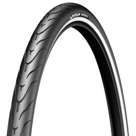 "Cubierta Michelin Energy alambre 26"" 26x1.85 47-559 negro Reflex"