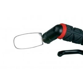 Espejo Zefal Spin negro para manillar 16,5 hasta 21mm