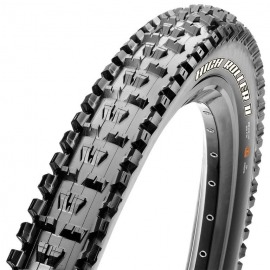"Cubierta Maxxis High Roller II FR TLR pl 27.5x2.30"" 58-584 negro Dual EXO"