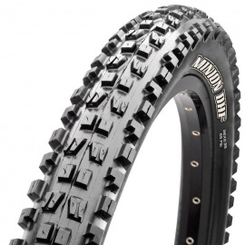 "Cubi. Maxxis Minion DHF Freer TLR WT ple 29x2.50"" 63-622 negro EXO Dual"
