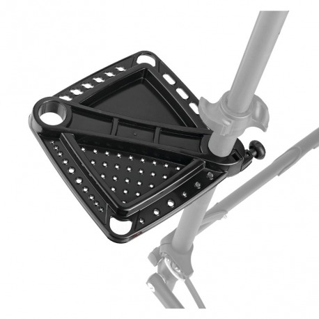 rubber cover Elite f. TRS mounting stand black, per piece